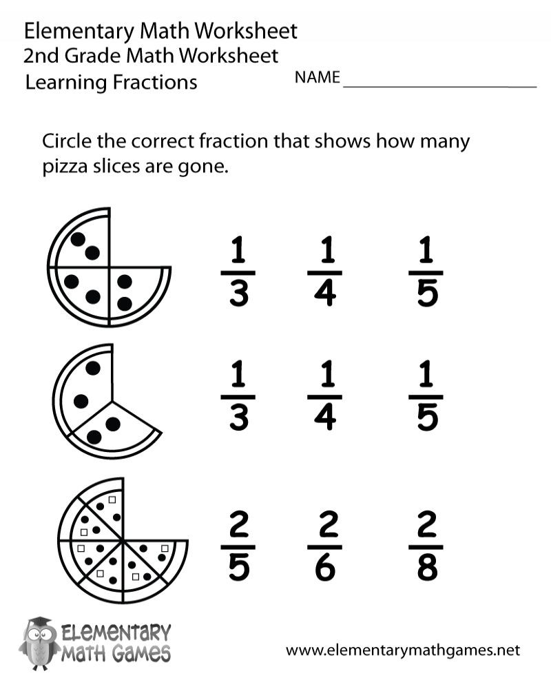 2nd Grade Fractions Worksheet Hardest Math Problem Ever Abacus Mental Math Worksheets Free