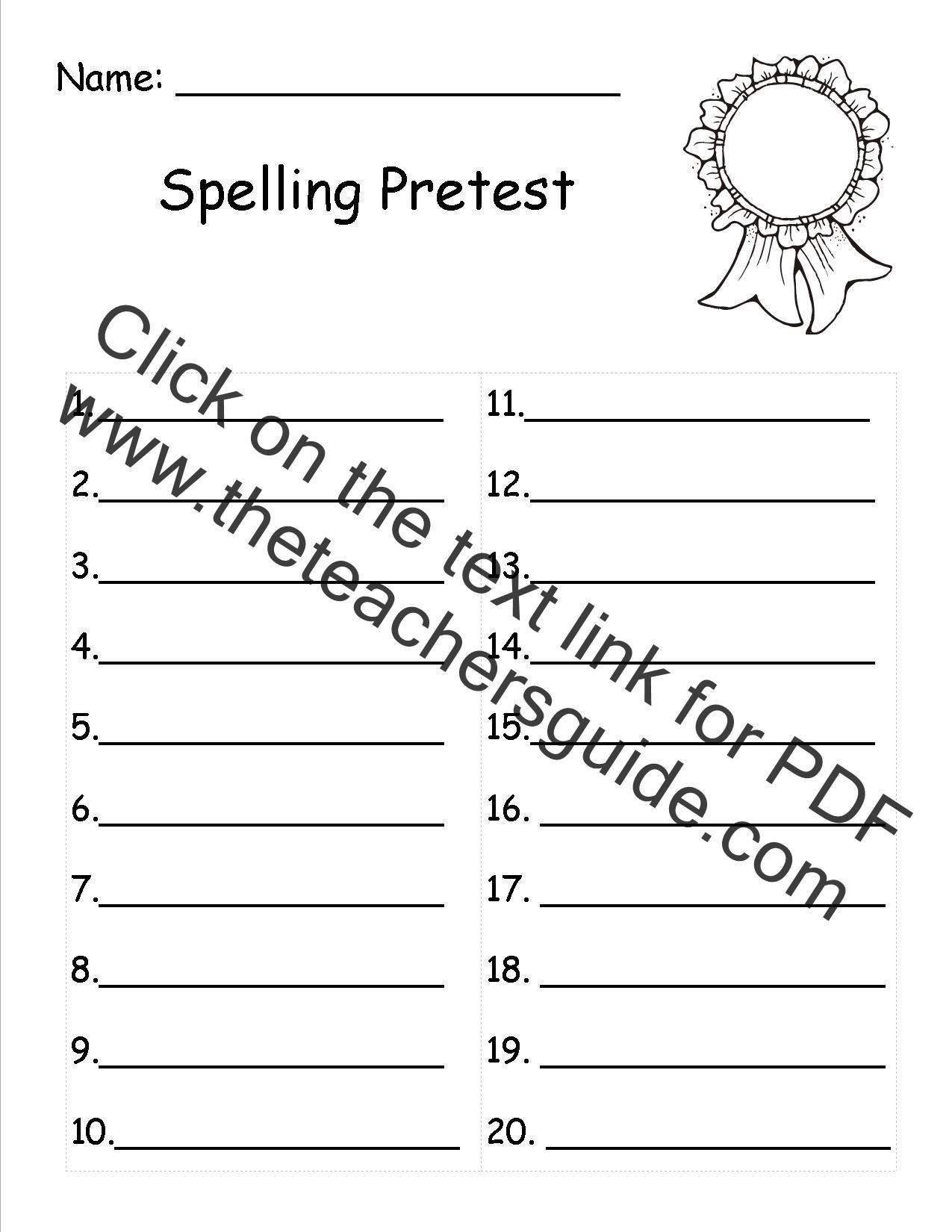 6th Grade Spelling Worksheet Wonders Sixth Grade Unit Two Week Two Printouts