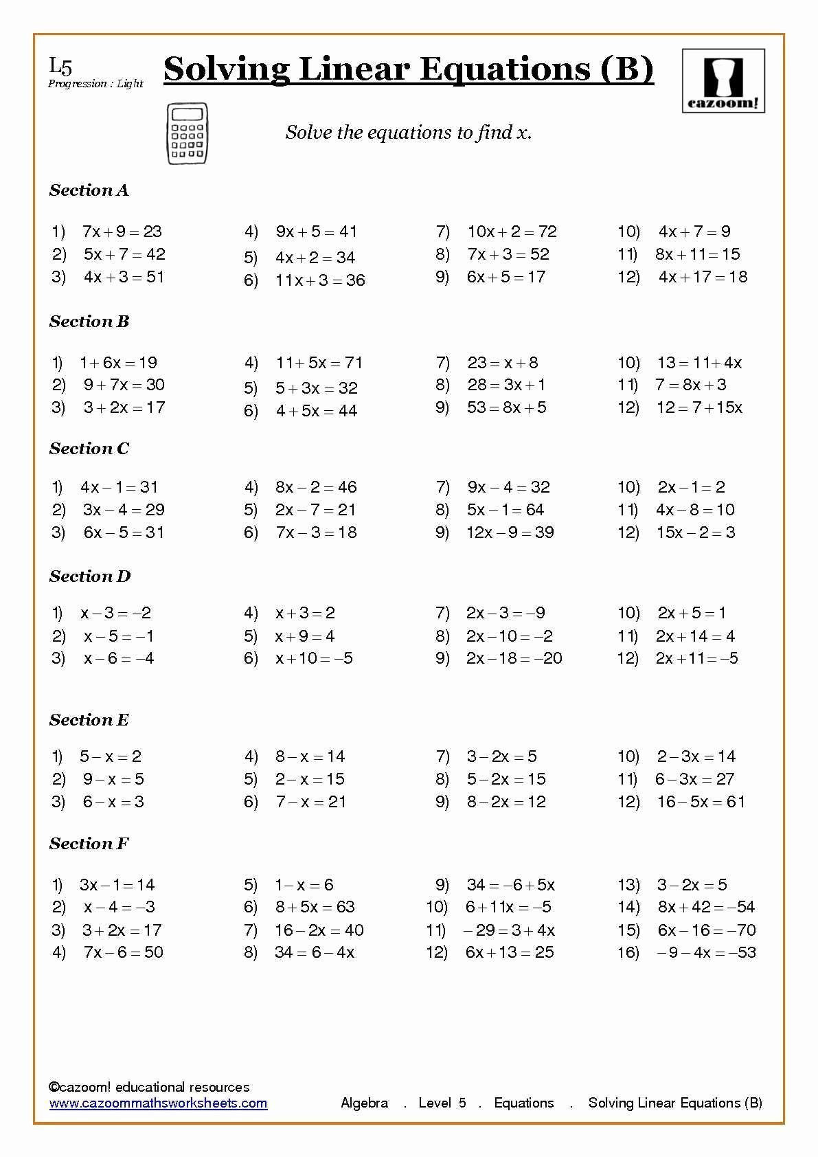 Algebra Word Problems Worksheet Pdf 3 Year 7 Algebra Worksheets Word Problems Worksheet Best