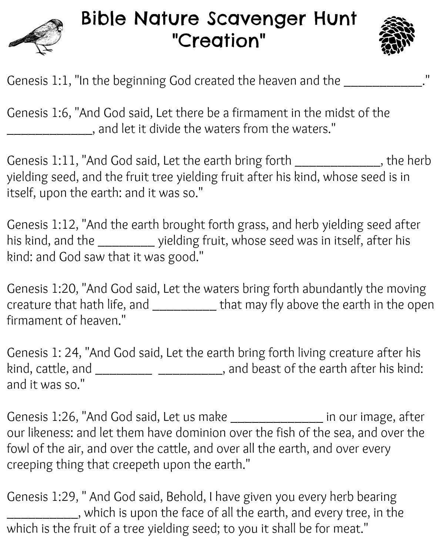 Bible Scavenger Hunt Worksheet Pin On Printable Blank Worksheet Template