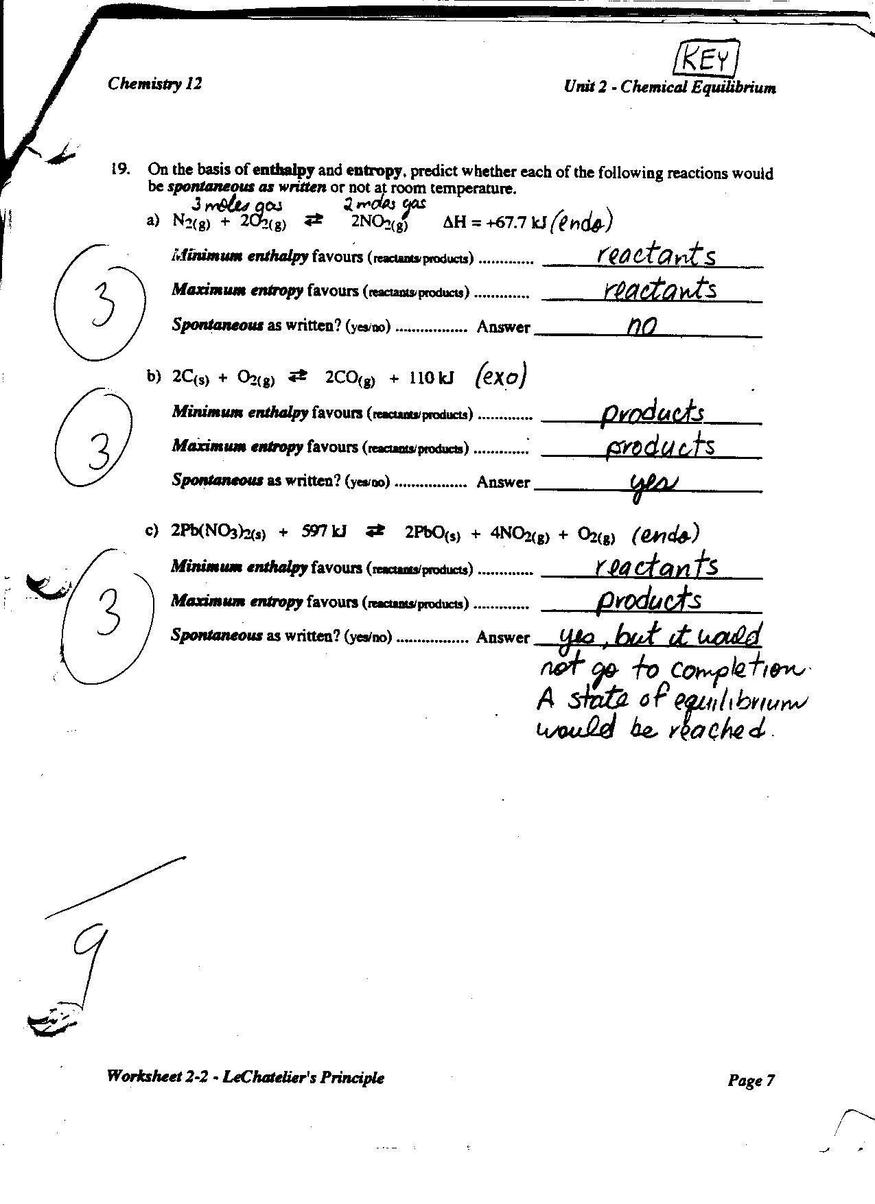 Bill Nye Chemical Reactions Worksheet Chemical Reactions Worksheet Answers