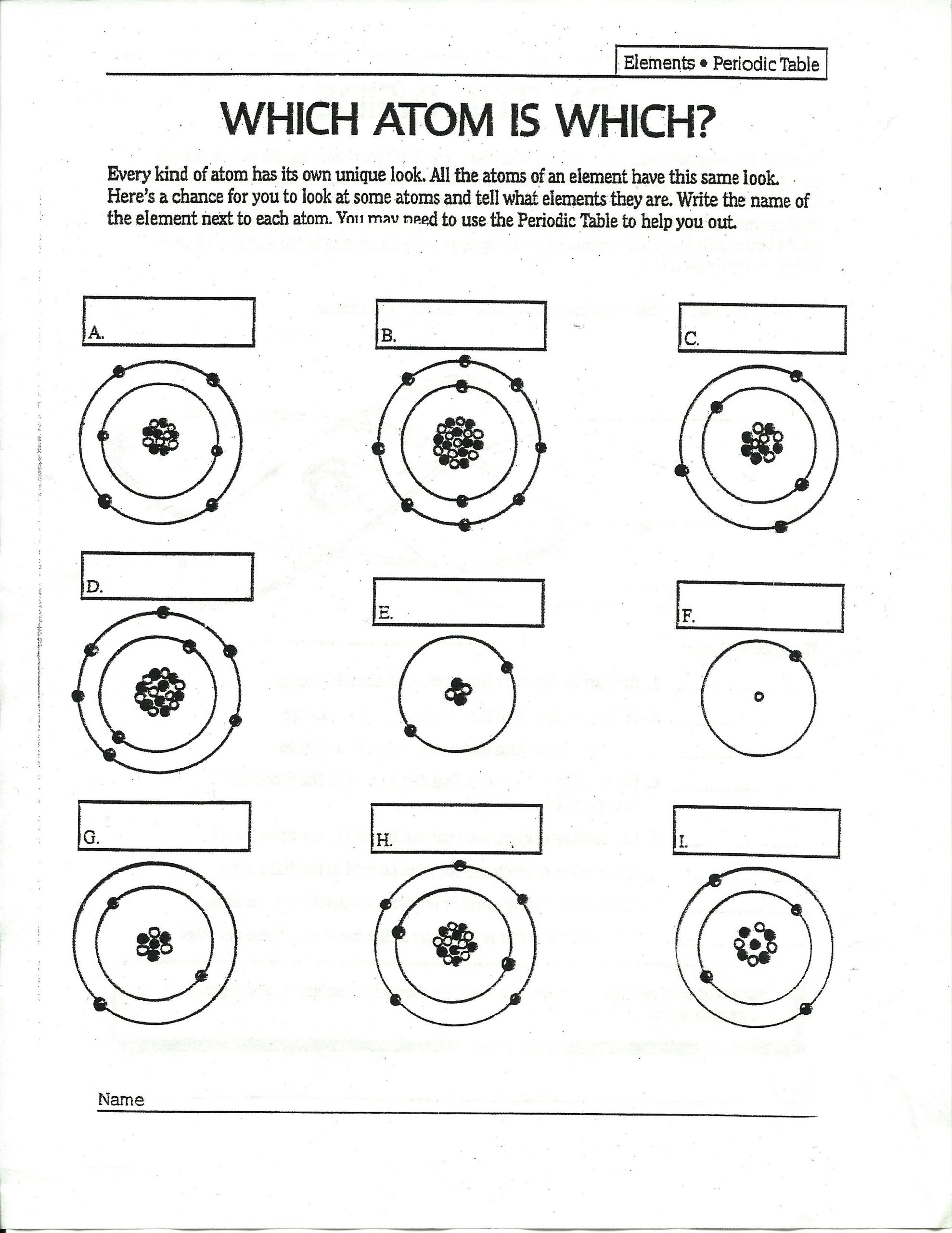 Bohr atomic Models Worksheet Answers 31 Bohr atomic Models Worksheet Free Worksheet Spreadsheet