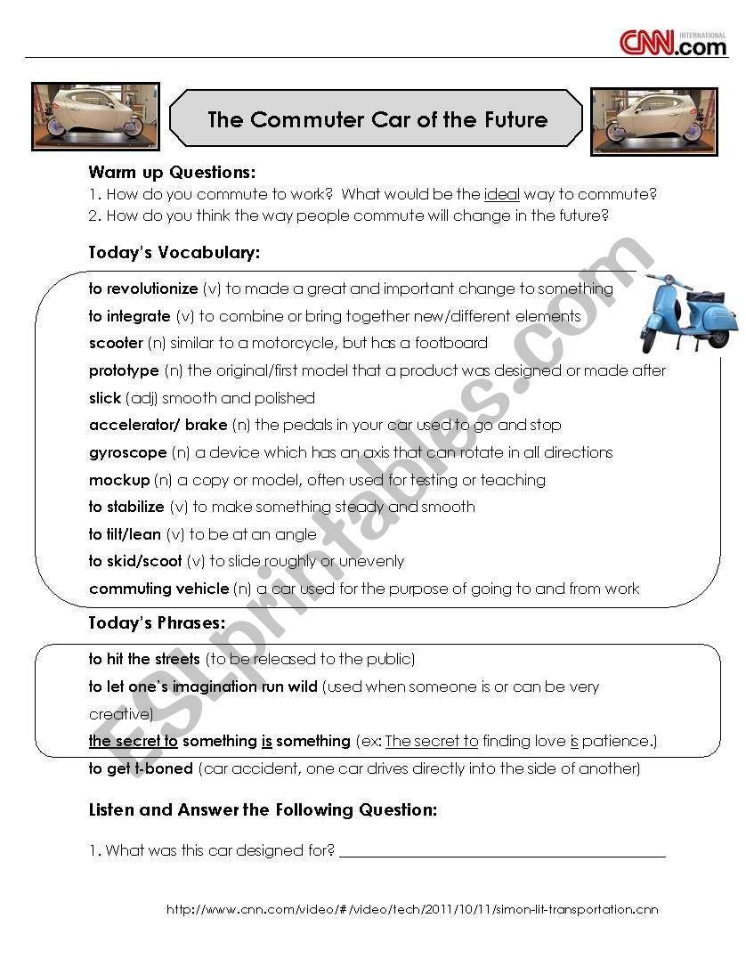 Cnn Students News Worksheet Cnn News Listening and Discussion Future Muter Car