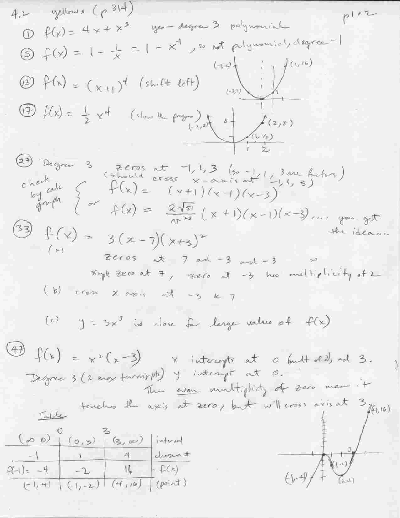Complex Numbers Worksheet Answers Plex Number Worksheet