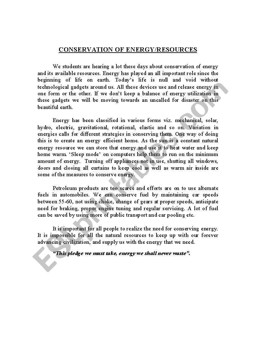 Conservation Of Energy Worksheet Answers Conservation Energy Worksheet Promotiontablecovers