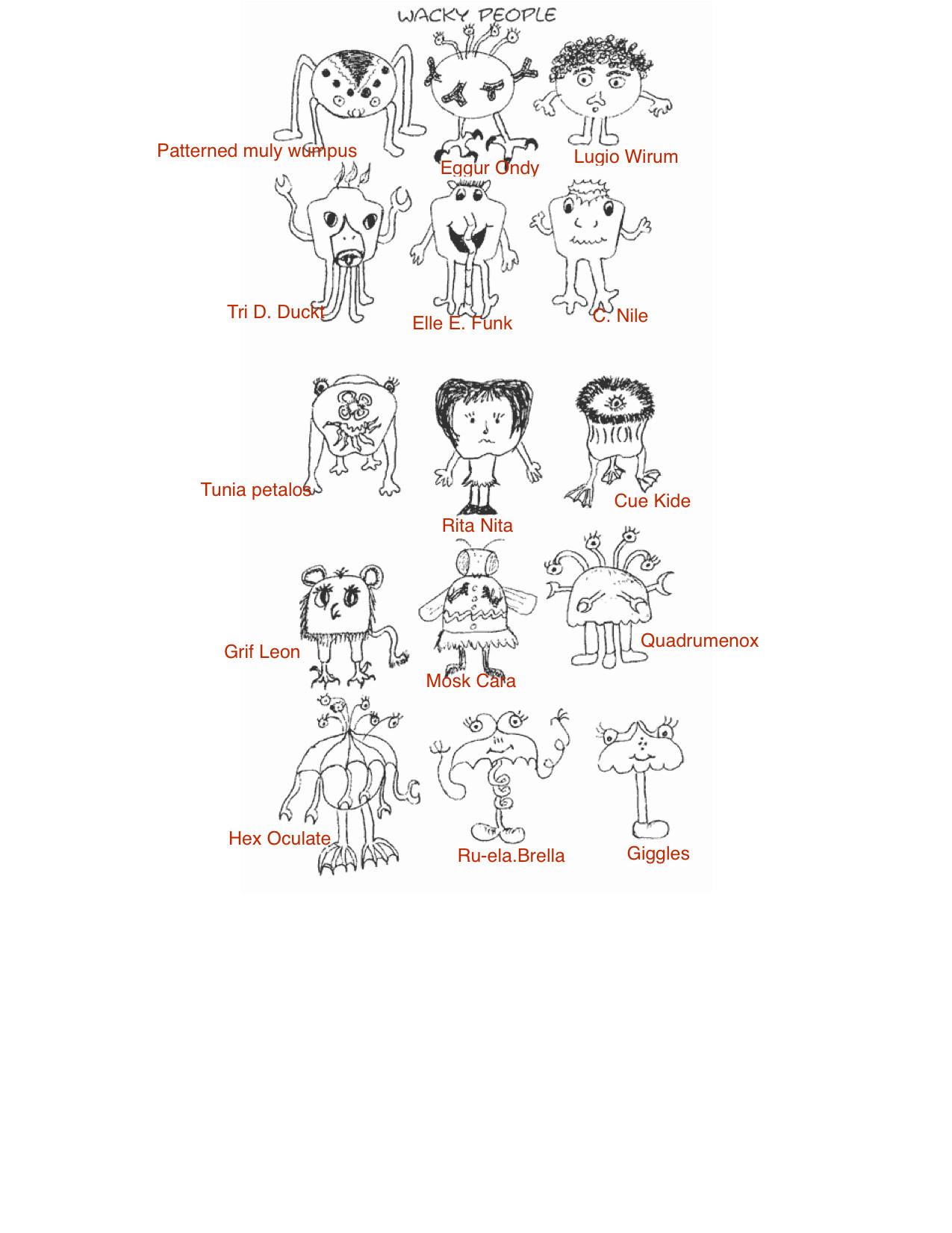 Dichotomous Key Worksheet Middle School Dichotomous Key Fun Games