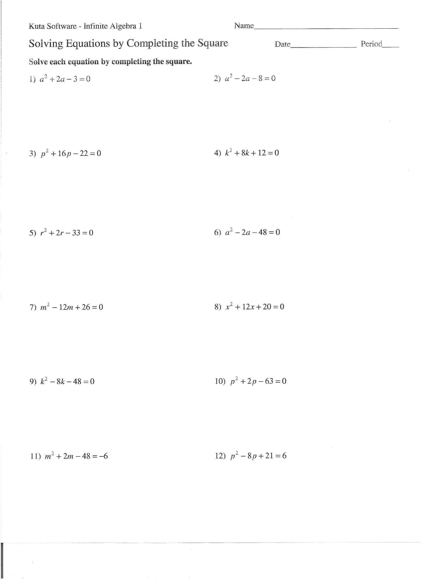 Distributive Property Equations Worksheet Distributive Property Worksheet Word Document