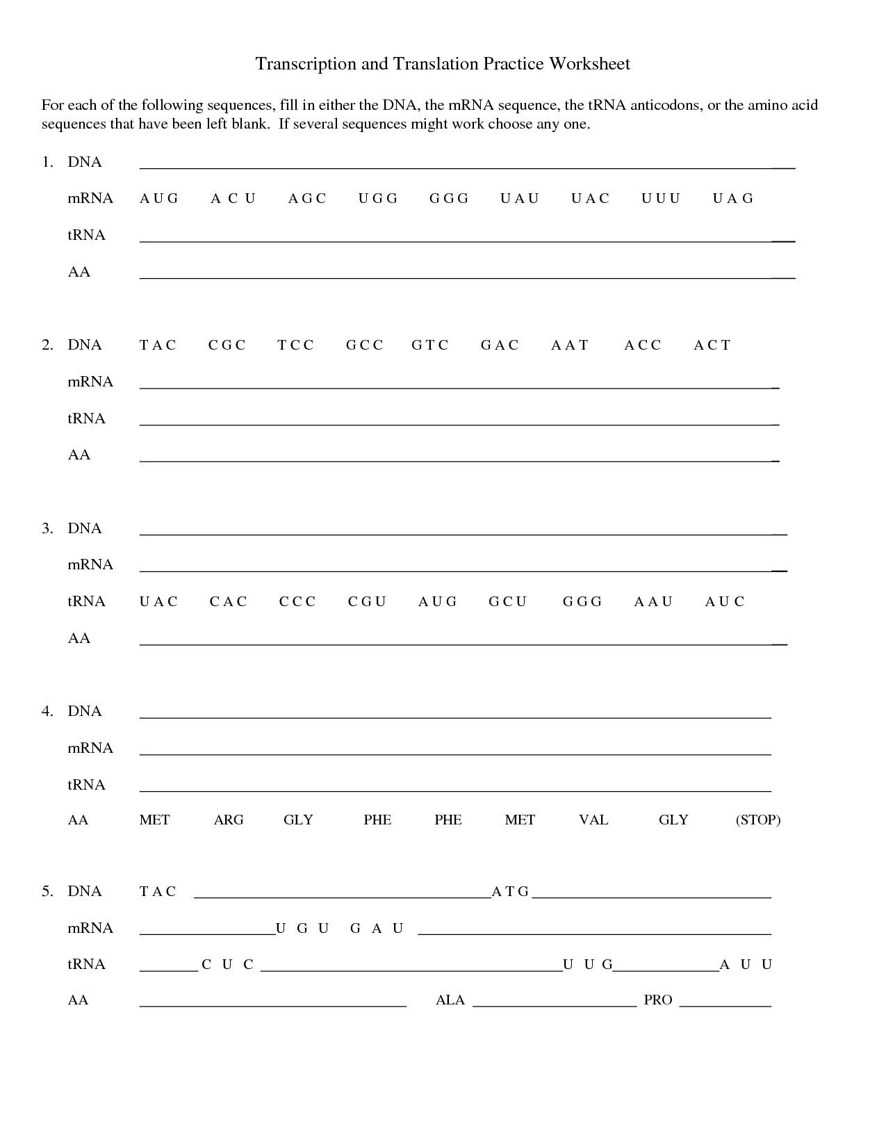 Dna and Replication Worksheet Dna Replication Review Worksheet Promotiontablecovers
