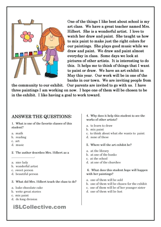 Elements Of A Story Worksheet 5 Elements A Short Story Worksheets Free Preschool