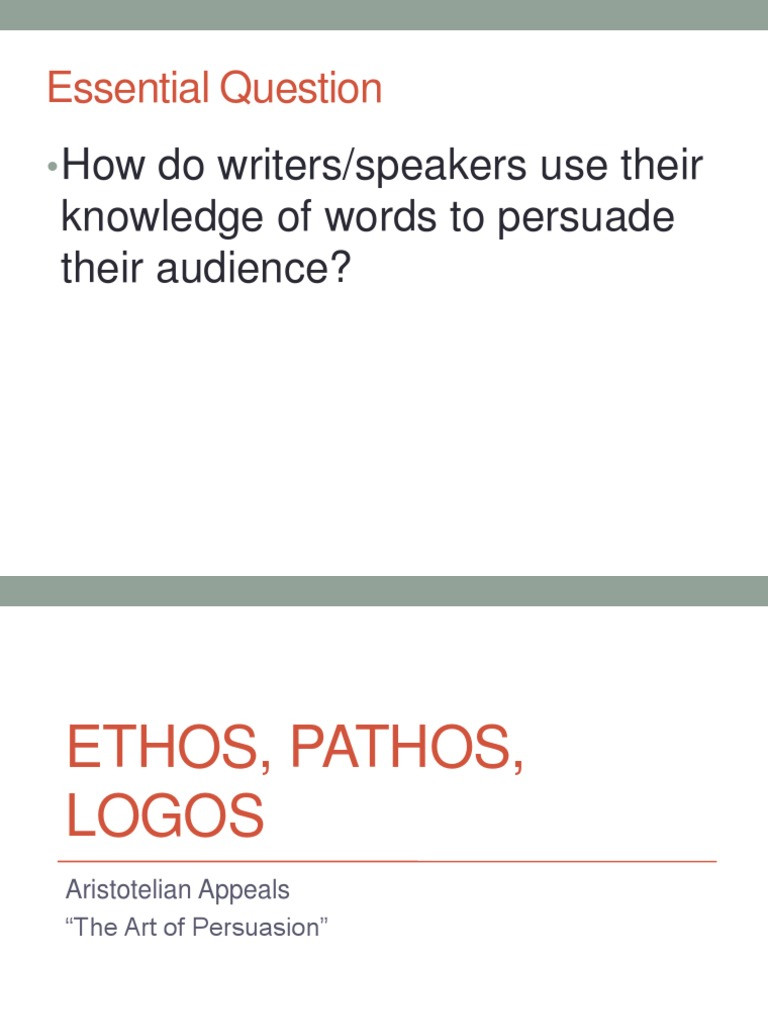 Ethos Pathos Logos Worksheet Ethos Pathos Logos and Rhetorical Devices Logos