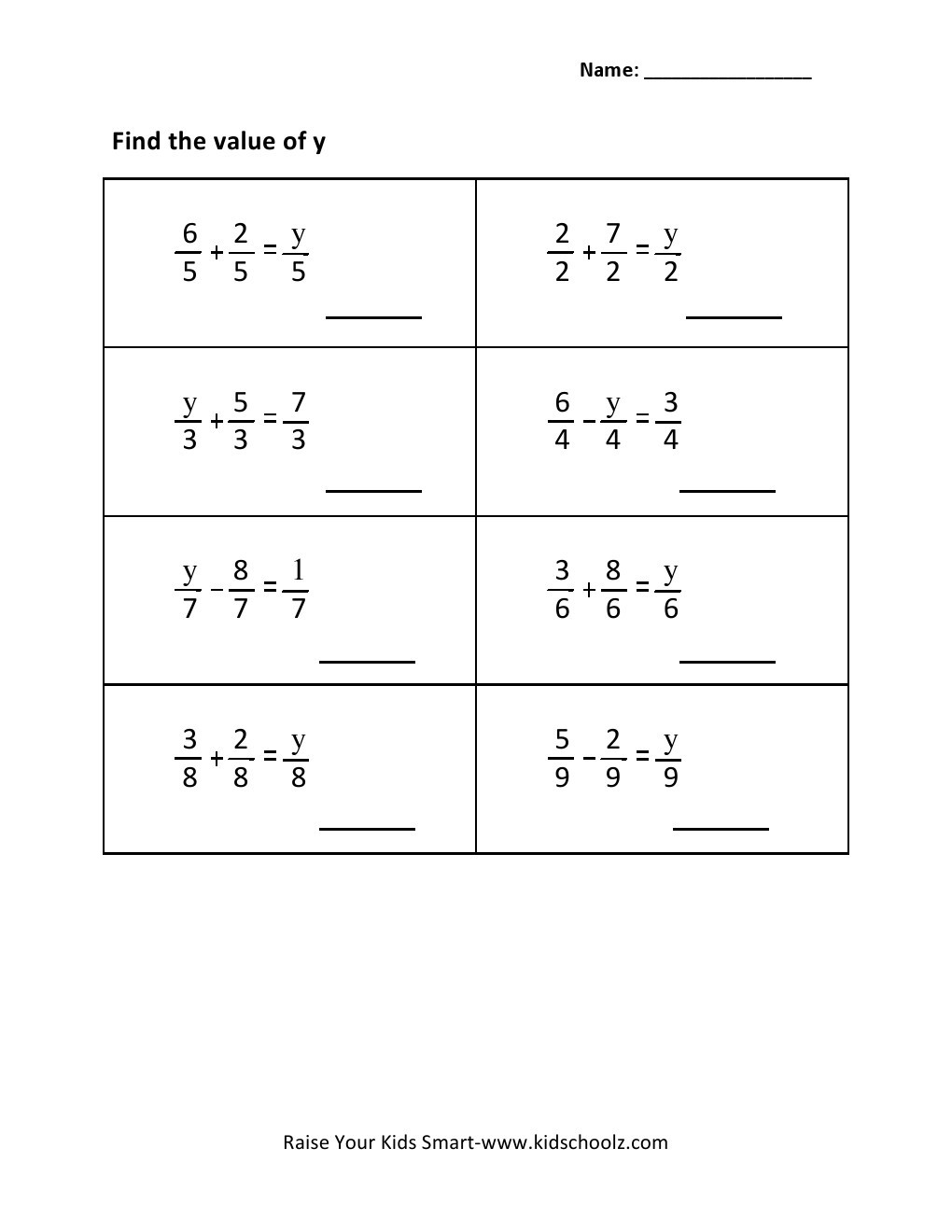Evaluate the Expression Worksheet Grade 3 Evaluating Algebraic Expressions Worksheet 5