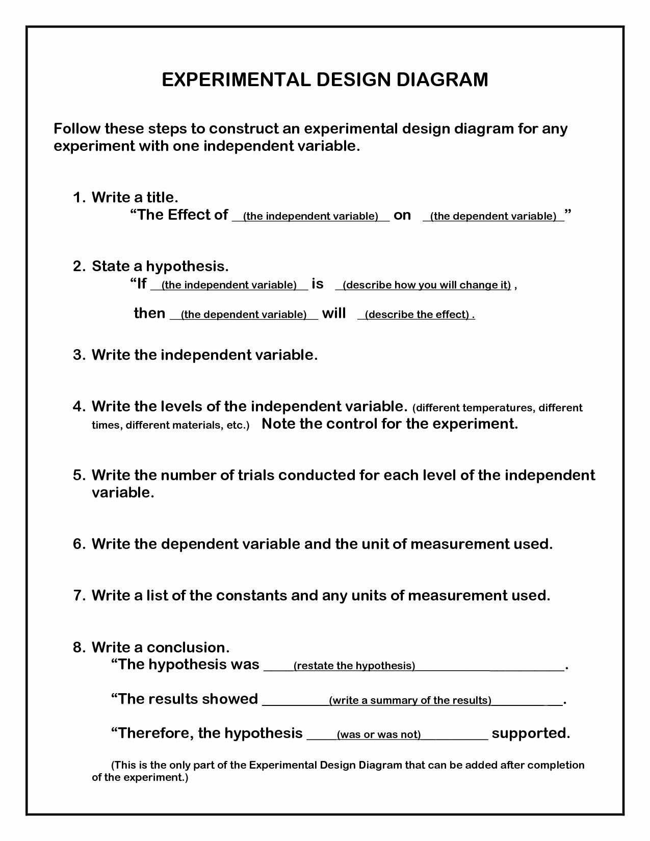 experimental design worksheet answers new worksheet science worksheets middle school grass fedjp of experimental design worksheet answers