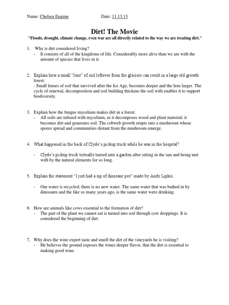 Food Inc Movie Worksheet Answers the Pursuit Happiness Worksheet Answers