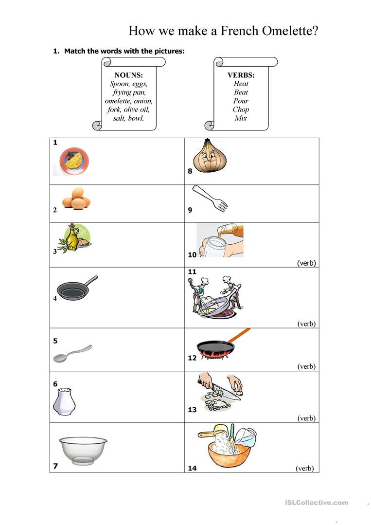 French Worksheet for Kids English Esl French Worksheets Most Ed 50 Results