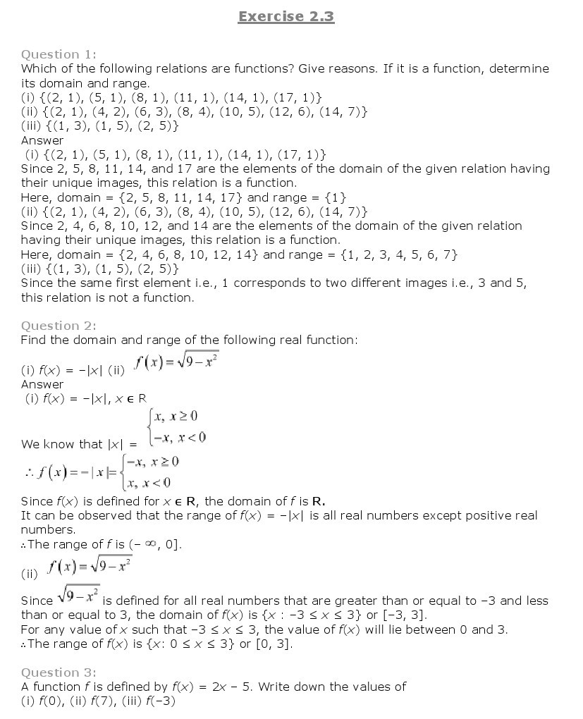 Functions and Relations Worksheet Worksheet 5 2 Relations and Functions Key Kidz Activities