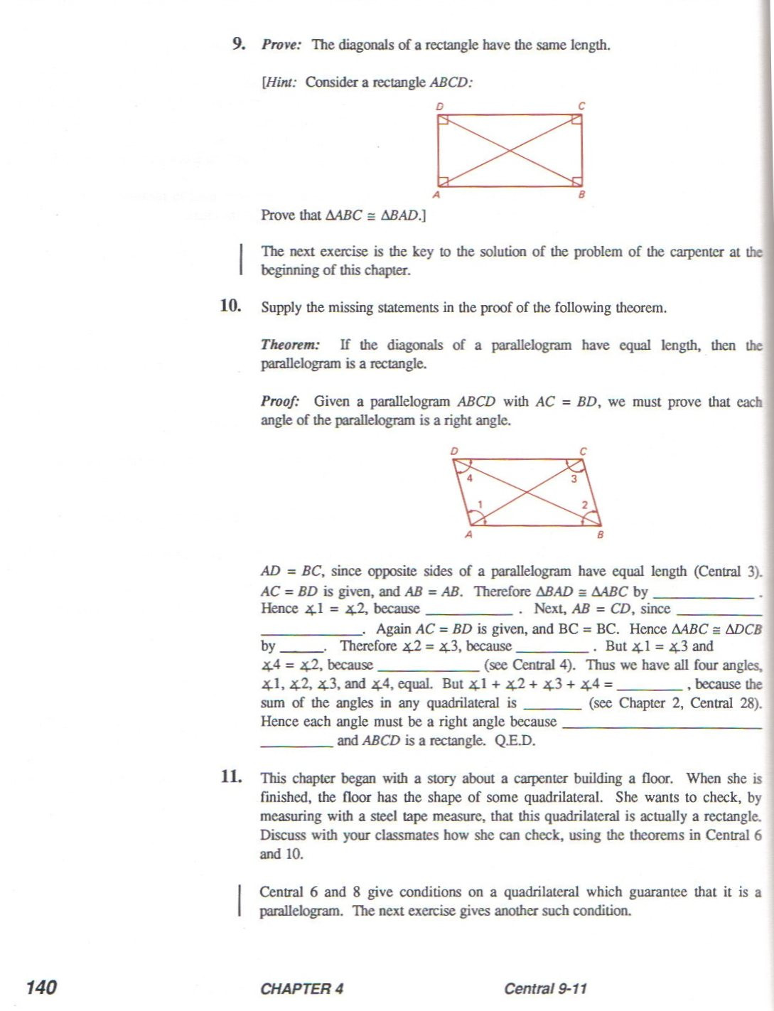 Geometry Proof Practice Worksheet Review Of Geometry A Guided Inquiry with Home Study