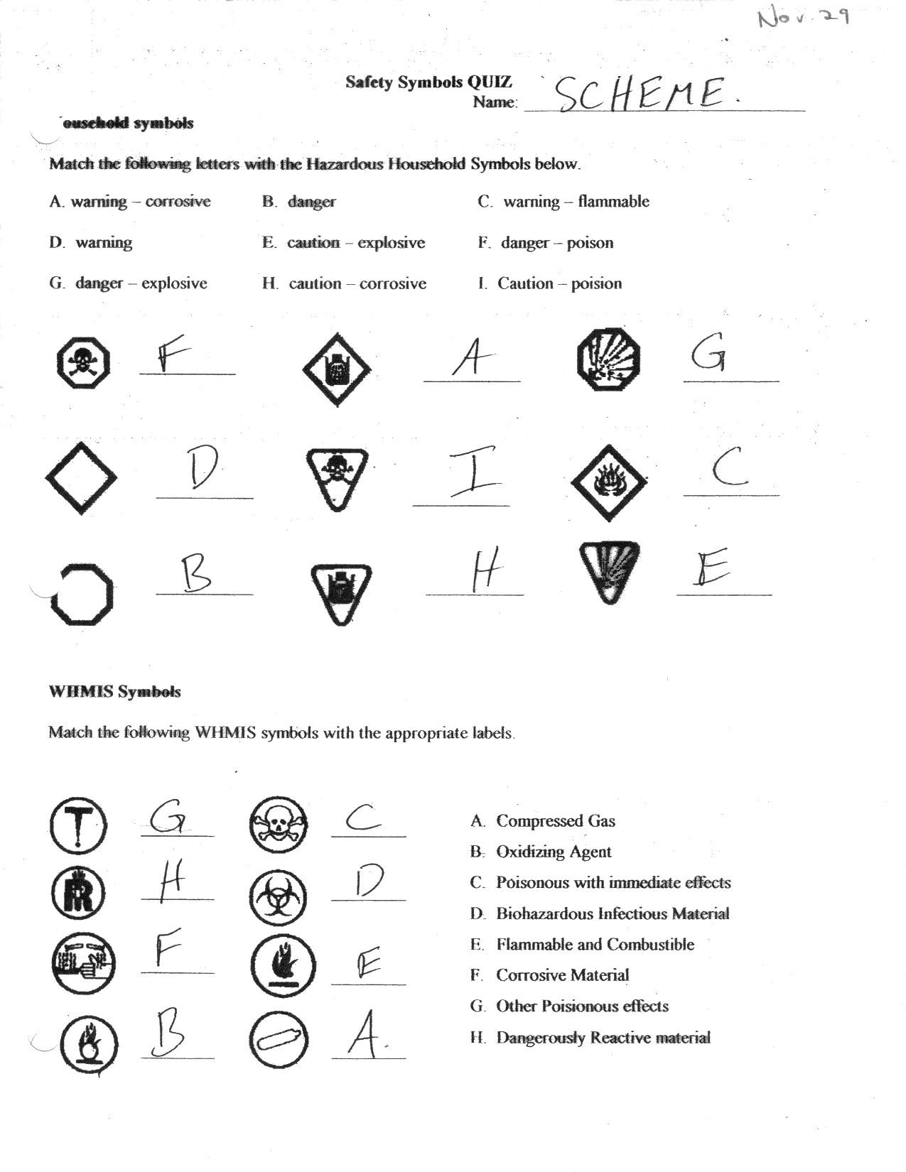 Heating and Cooling Curves Worksheet toxic Science