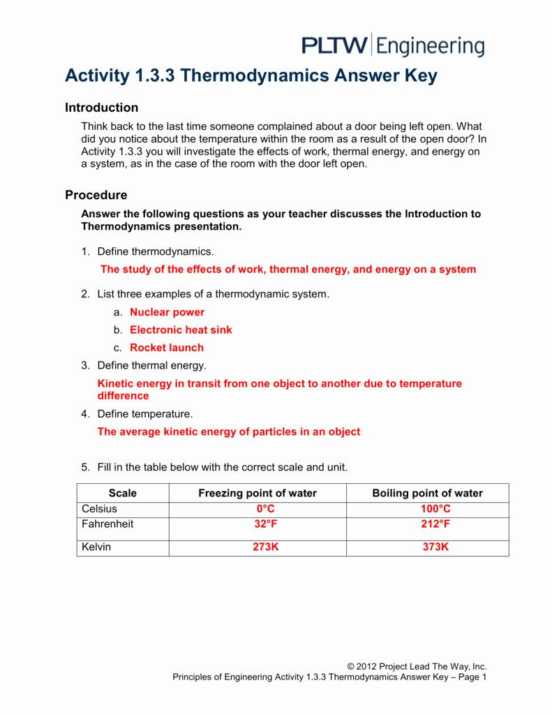 Introduction to Energy Worksheet 50 Introduction to Energy Worksheet In 2020