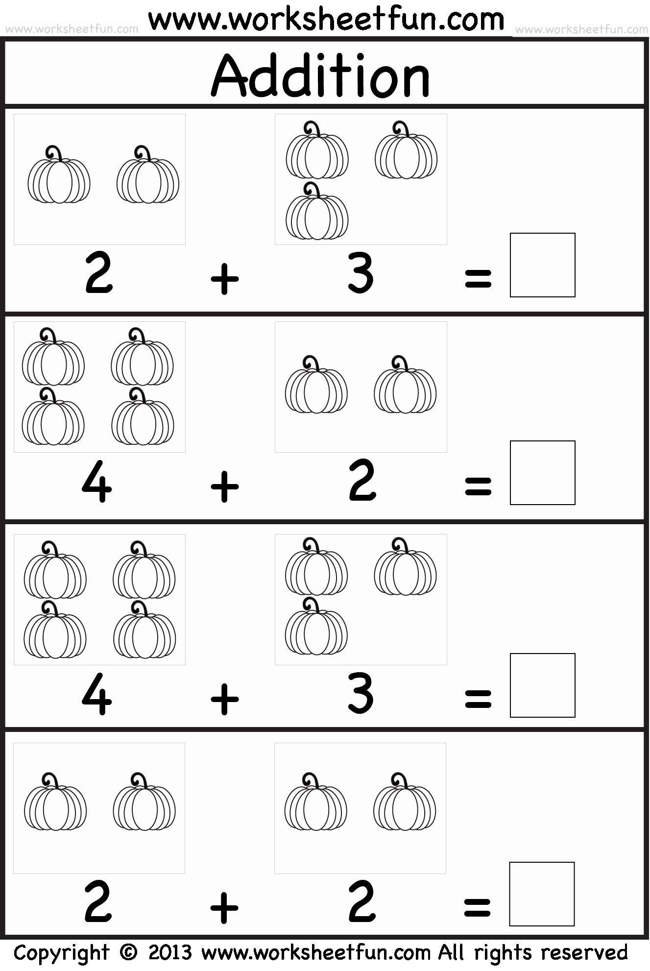 Kindergarten Math Worksheet Pdf Kindergarten Math Worksheets for Printable Free Sums with