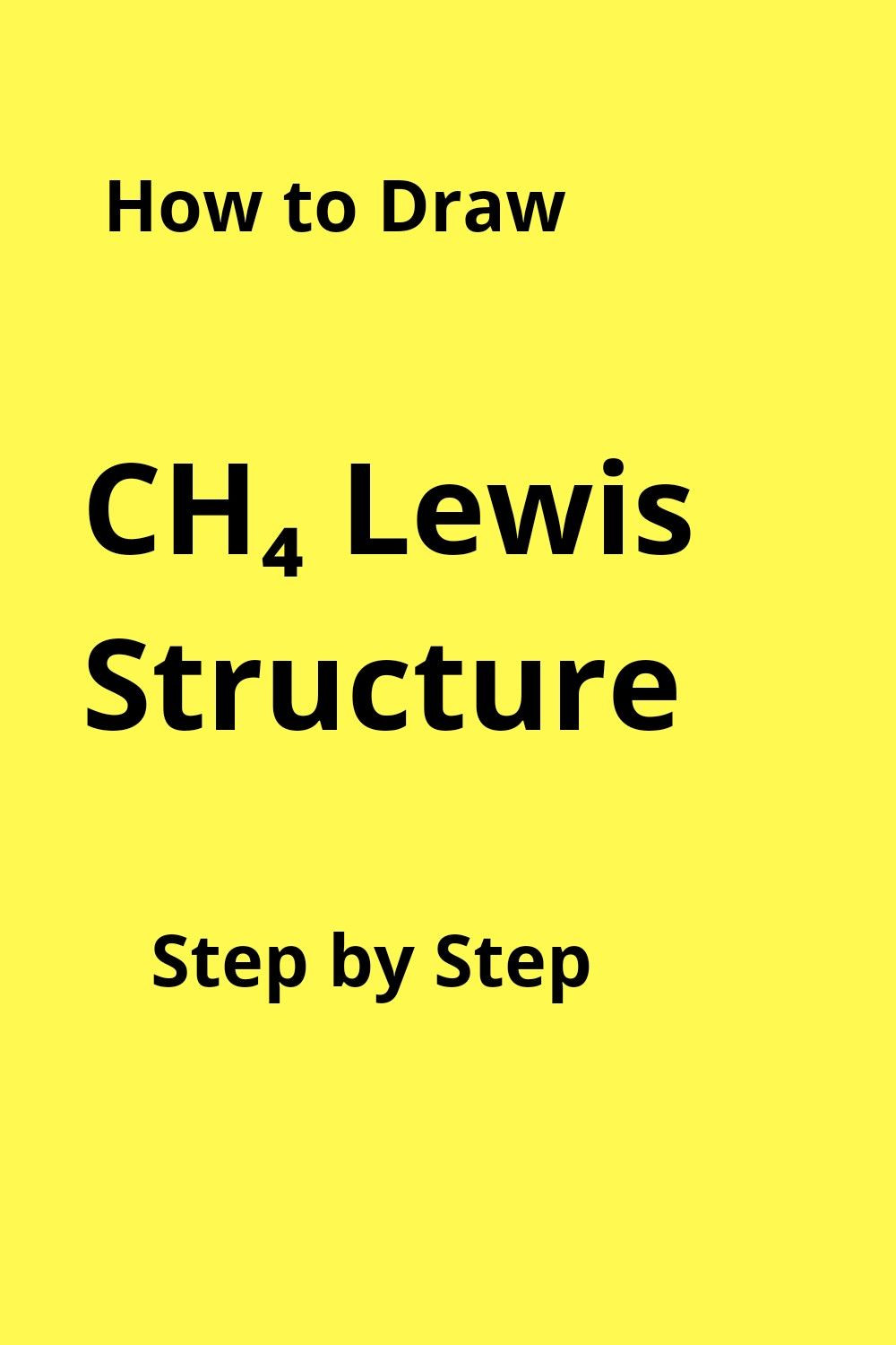 Lewis Structure Practice Worksheet 4 Steps】ch4 Lewis Structure In 2020