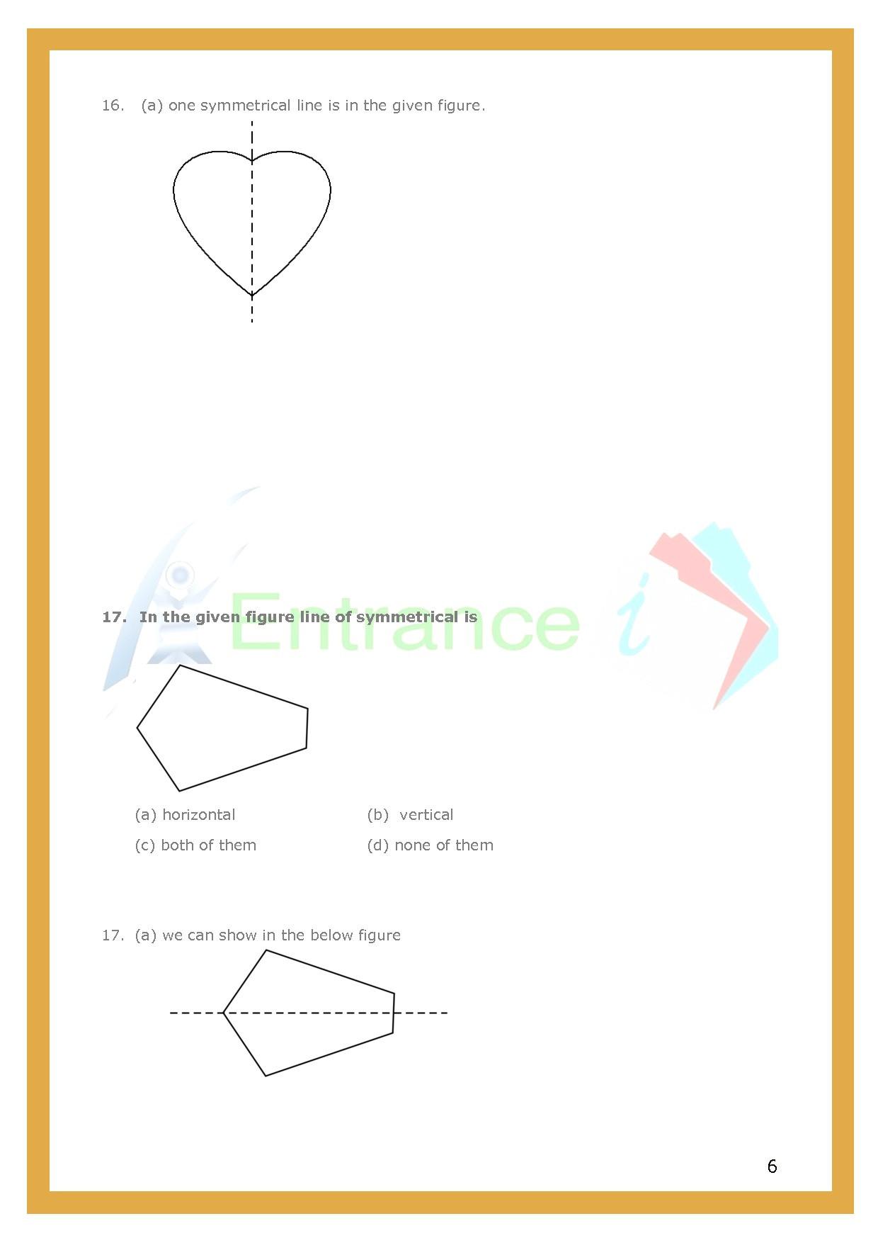 Line Of Symmetry Worksheet Worksheets Symmetry