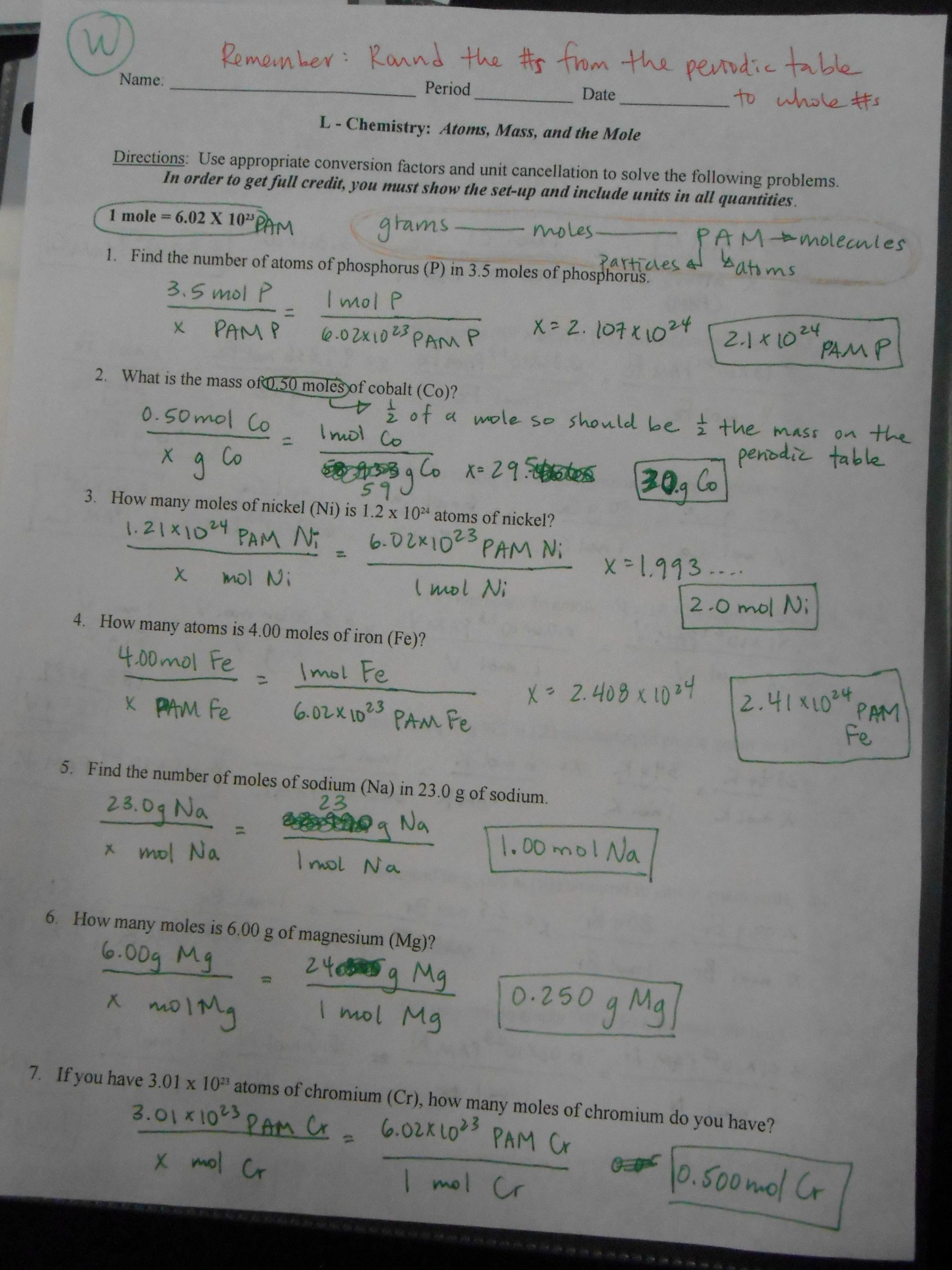 Nuclear Decay Worksheet Answer Key 50 Nuclear Chemistry Worksheet Answer Key In 2020