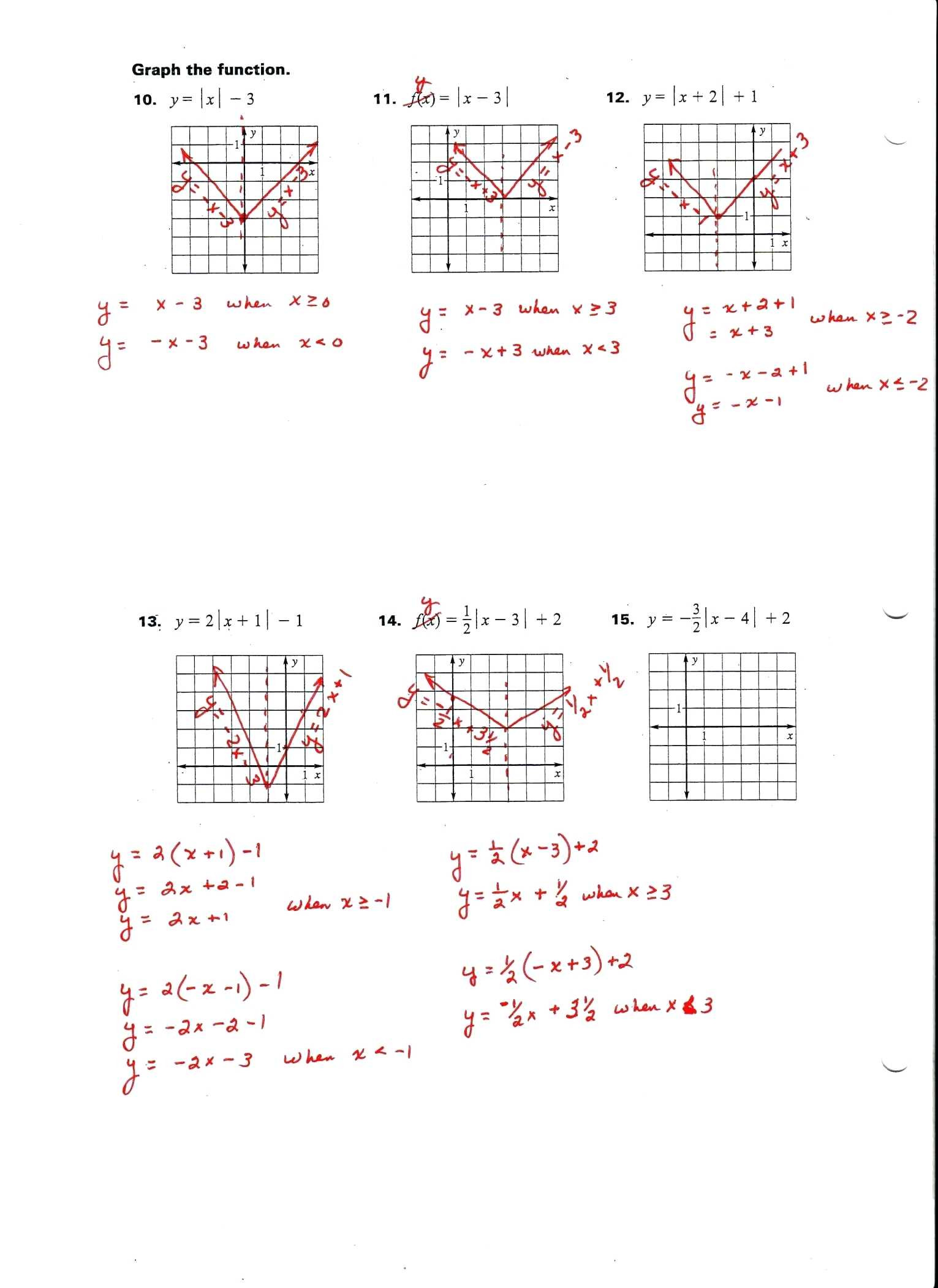 Operations with Functions Worksheet Operations with Functions Worksheet Answers Nidecmege