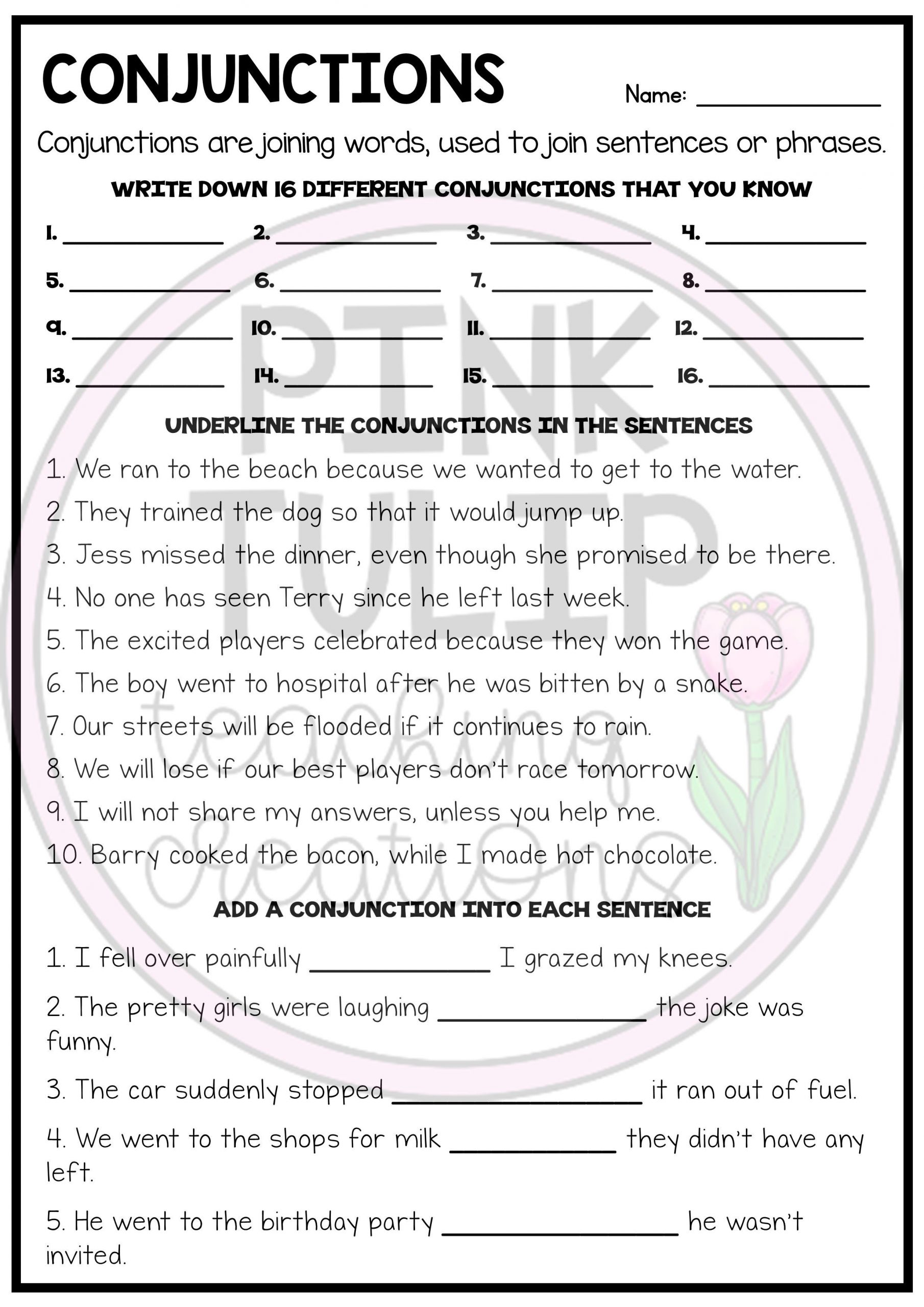 Parts Of Speech Review Worksheet Parts Of Speech Grammar Workbook