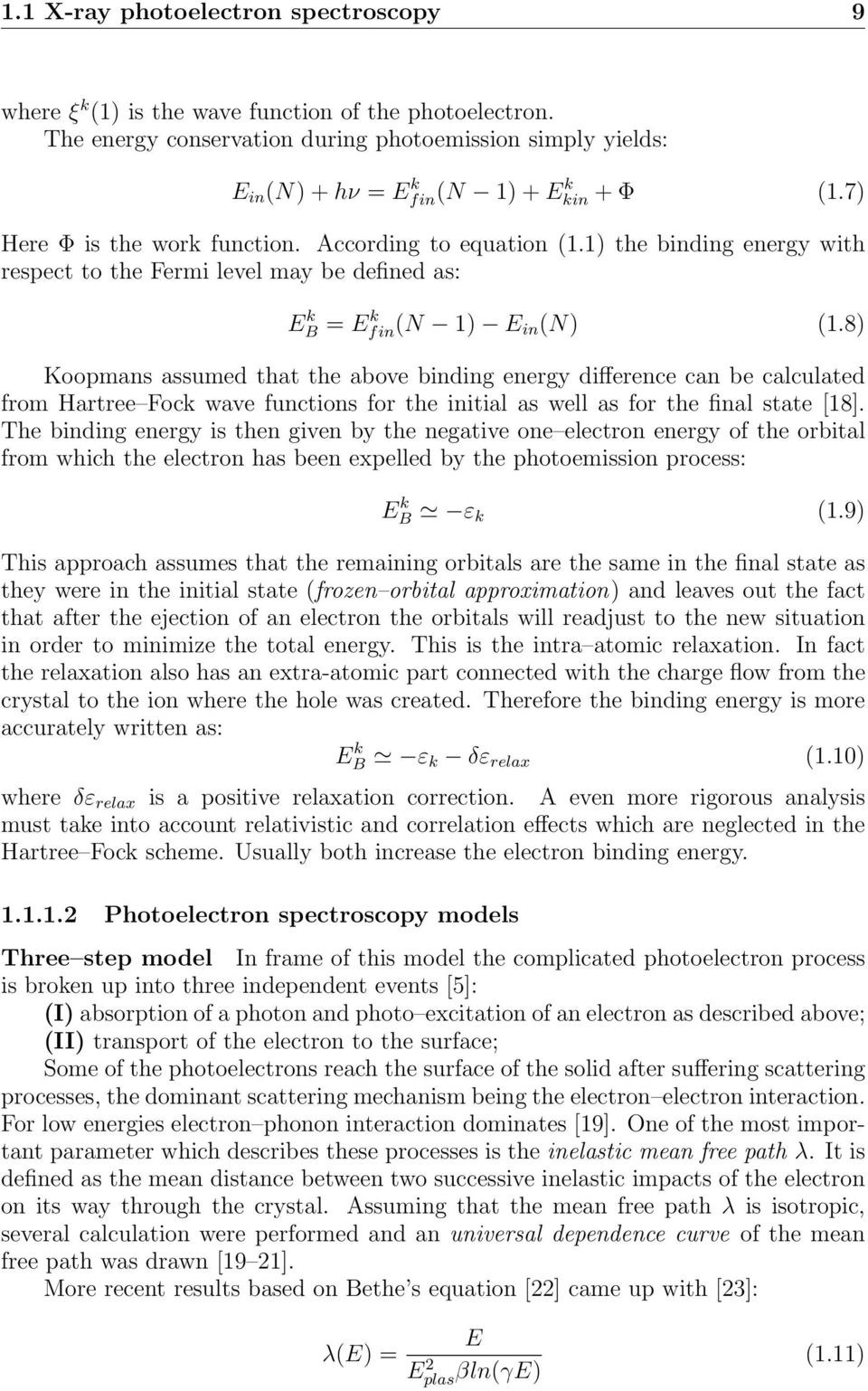 Photoelectron Spectroscopy Worksheet Answers Electronic Structure and Magnetism Of Selected Materials