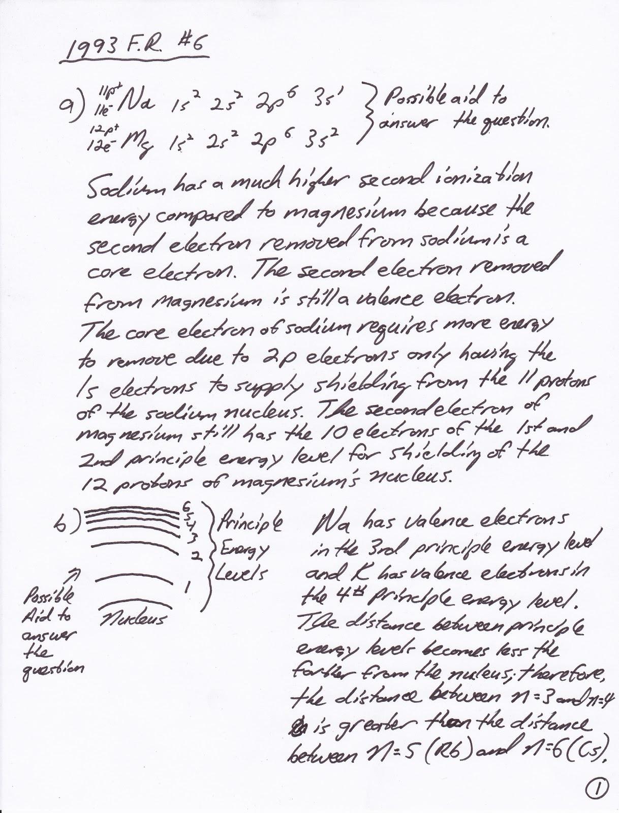 Photoelectron Spectroscopy Worksheet Answers Guibrecprot • Blog Archive • Electron Spectroscopy