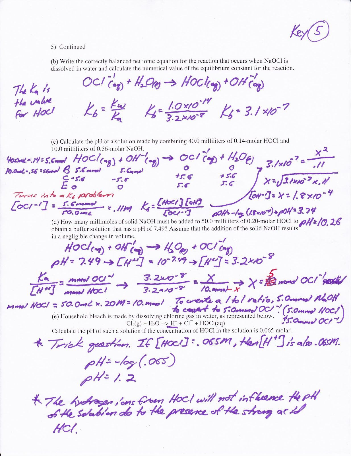 Photoelectron Spectroscopy Worksheet Answers Introduction Acids Bases Pogil Answers