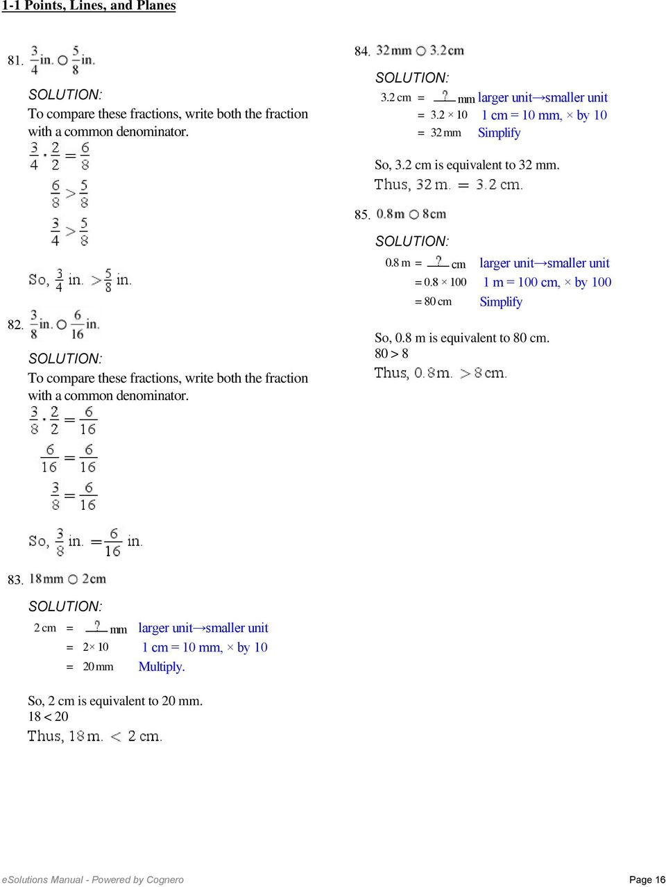 Points Lines and Planes Worksheet A Floor is A Flat Surface that Extends In All Directions so