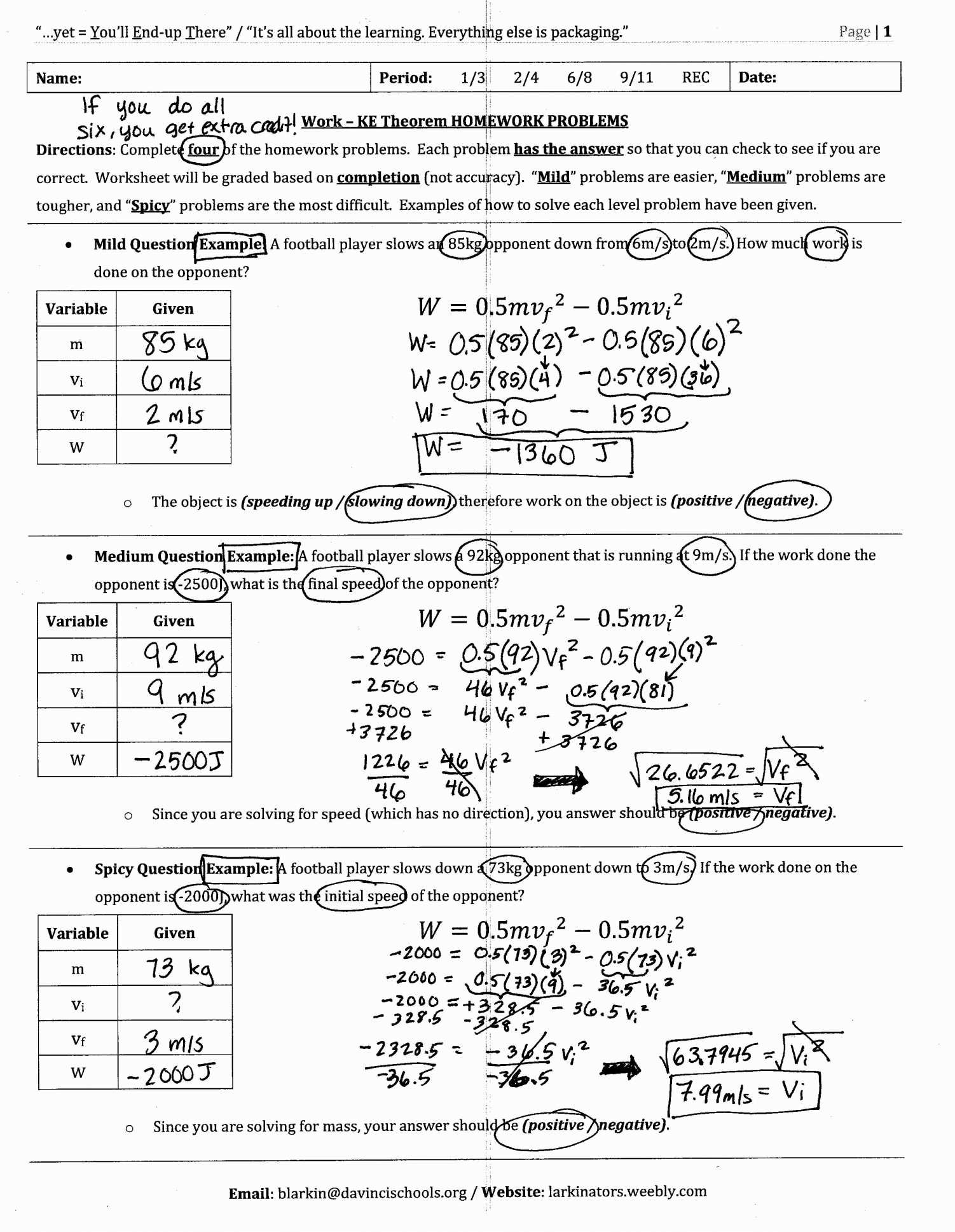 Potential Versus Kinetic Energy Worksheet Kinetic Potential Energy formula Search
