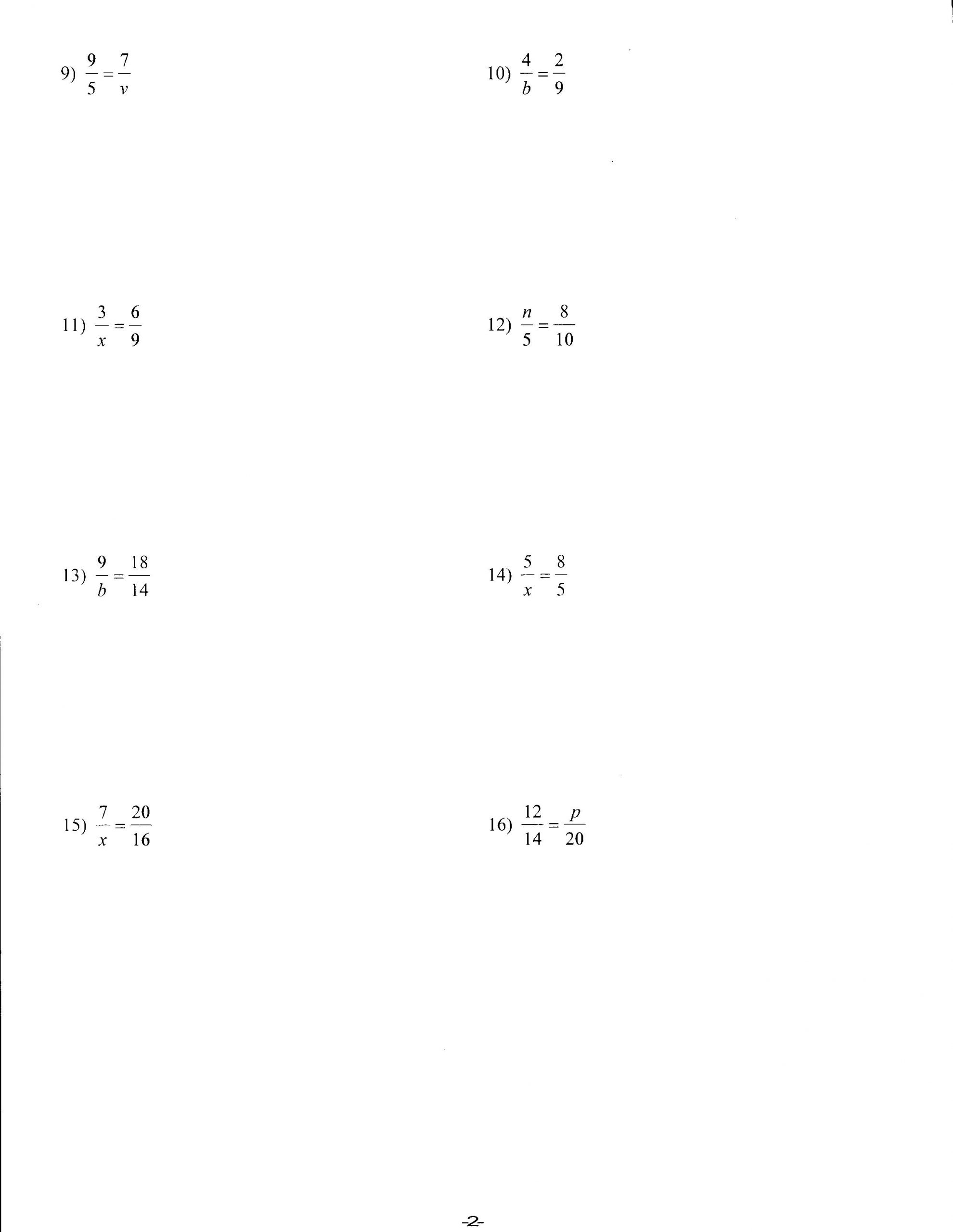 Proportions and Similar Figures Worksheet Worksheets Mrs Lay S Webpage 2011 12