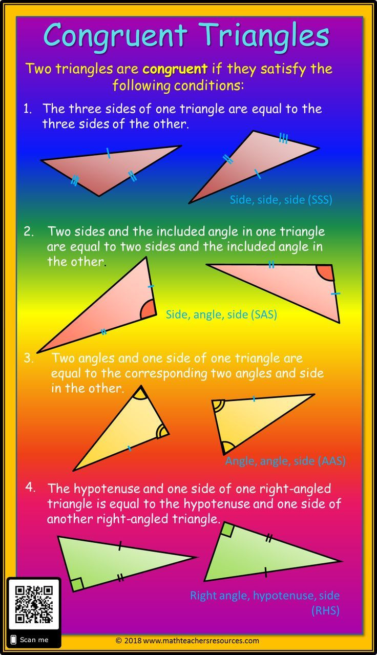 Proving Triangles Congruent Worksheet Rules for Proving Triangles are Congruent Using the Sss Sas