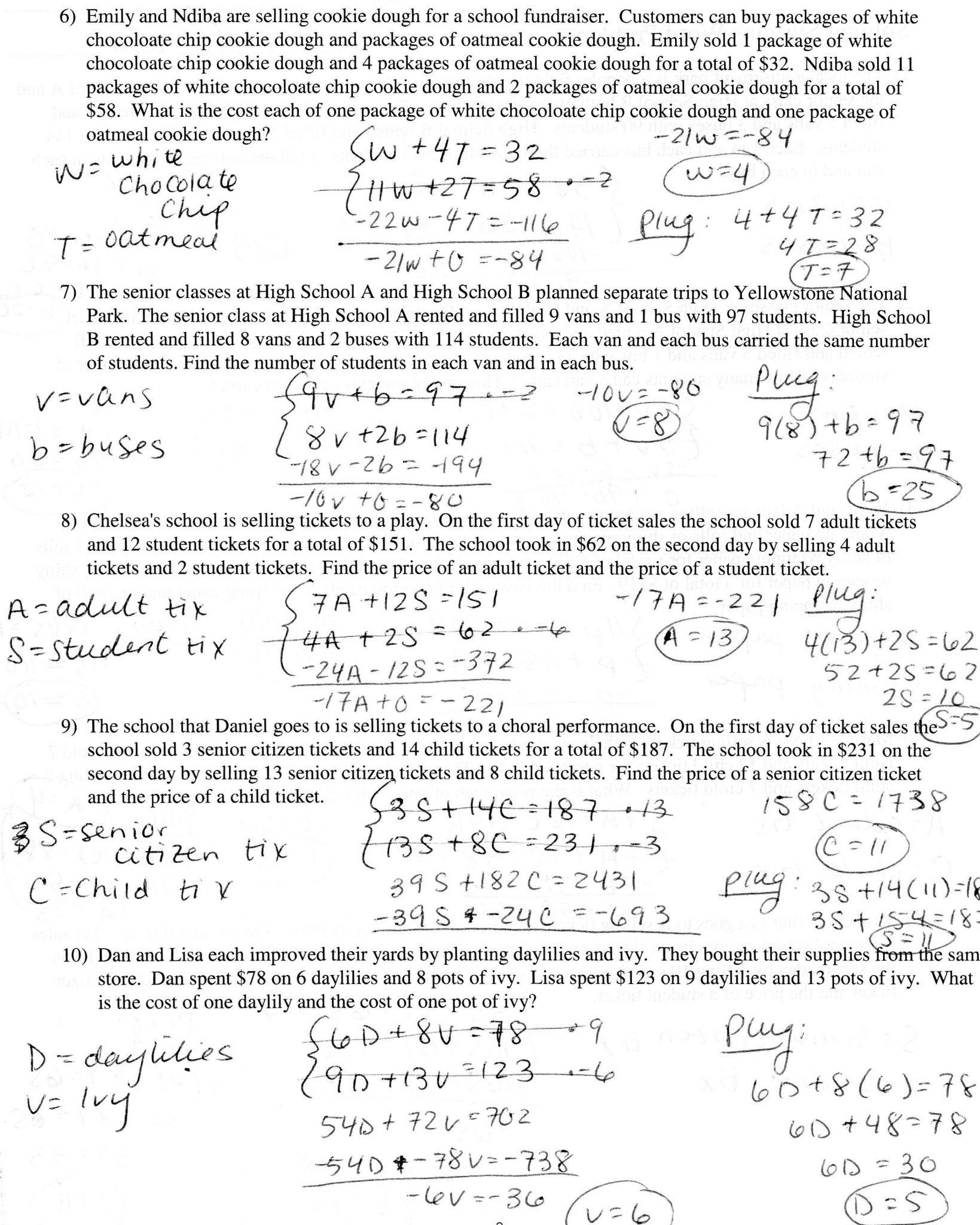 Quadratic Word Problems Worksheet Quadratic Equation Word Problems Answer Key Tessshebaylo