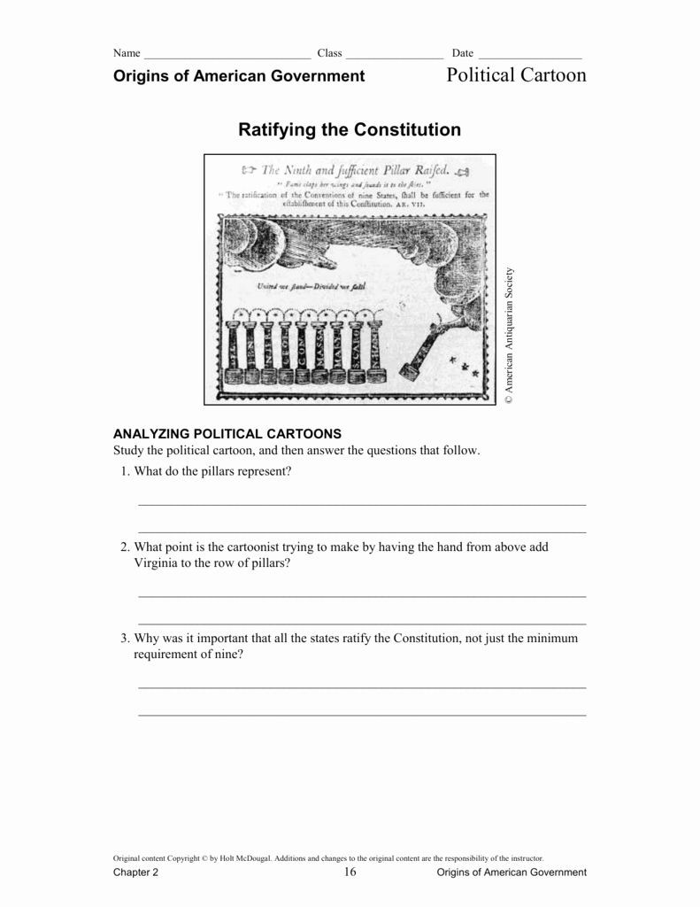 Ratifying the Constitution Worksheet Answers Pin On Customize Design Worksheet Line