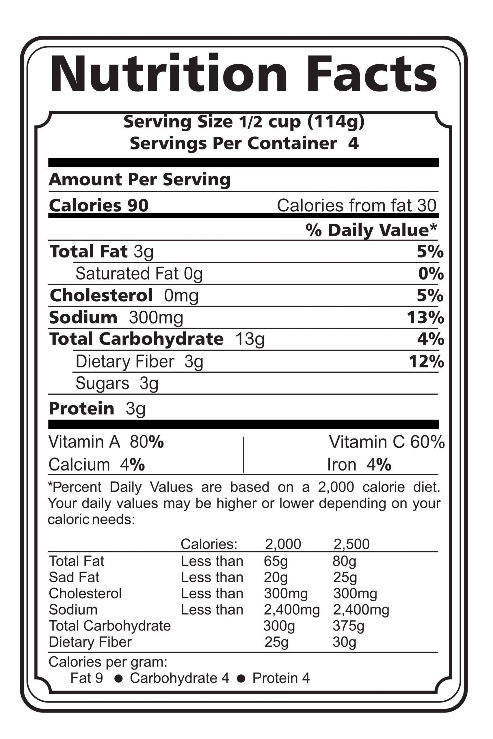 Reading Food Label Worksheet Nutrition Label Worksheet Key Pensandpieces