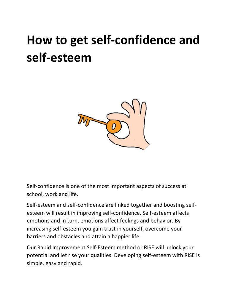 Self Esteem Worksheet for Adults Self Esteem Worksheets Building Confidence and Self Esteem