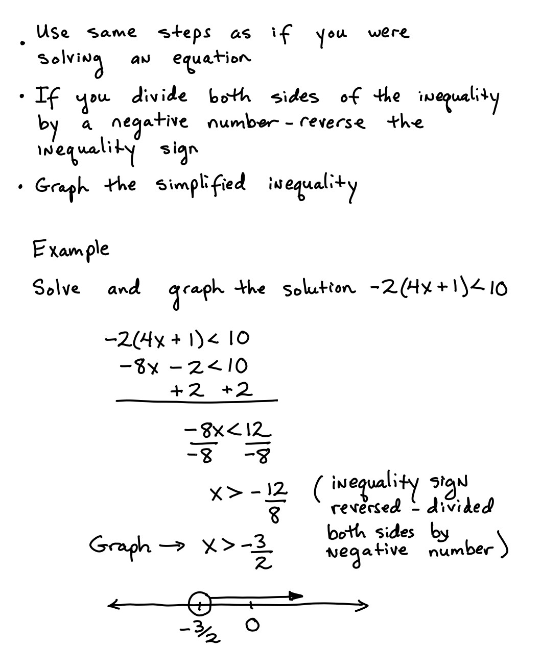 Solving Compound Inequalities Worksheet solving Inequalities Lessons Tes Teach