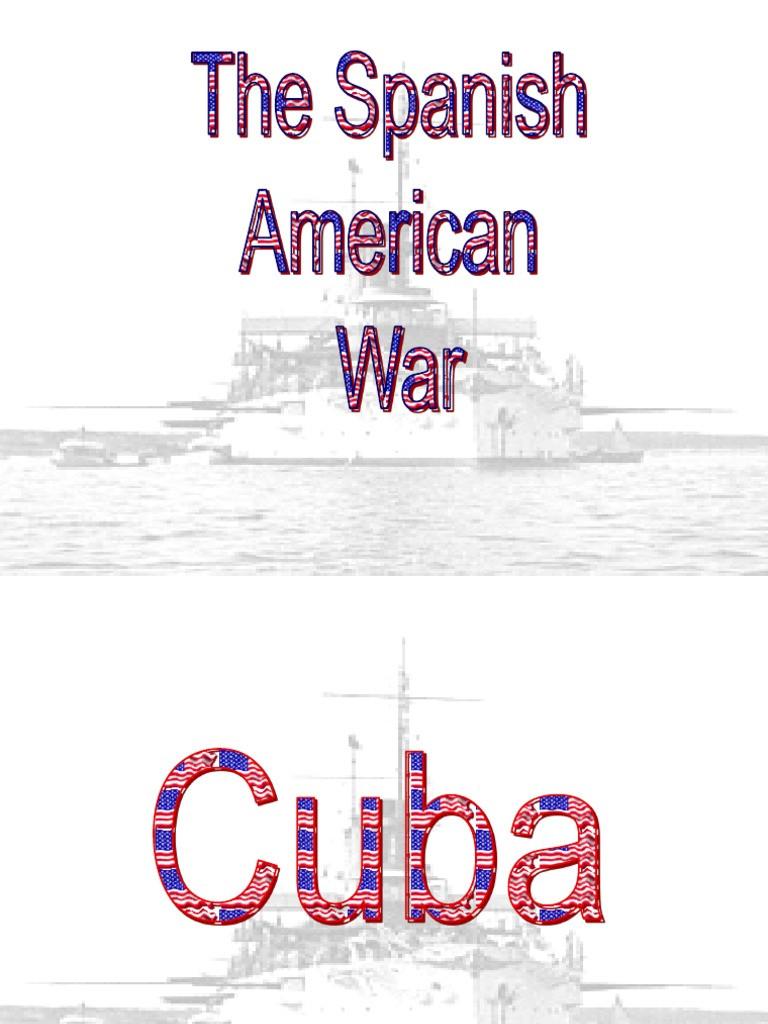 Spanish American War Worksheet American Imperialism Spanish American War