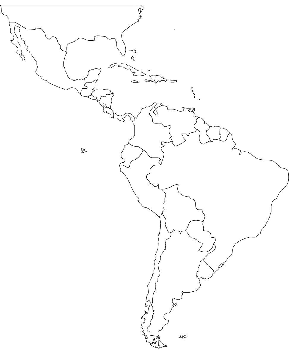 Spanish Speaking Countries Map Worksheet Pin by Cecilia Dominguez On Cecilia