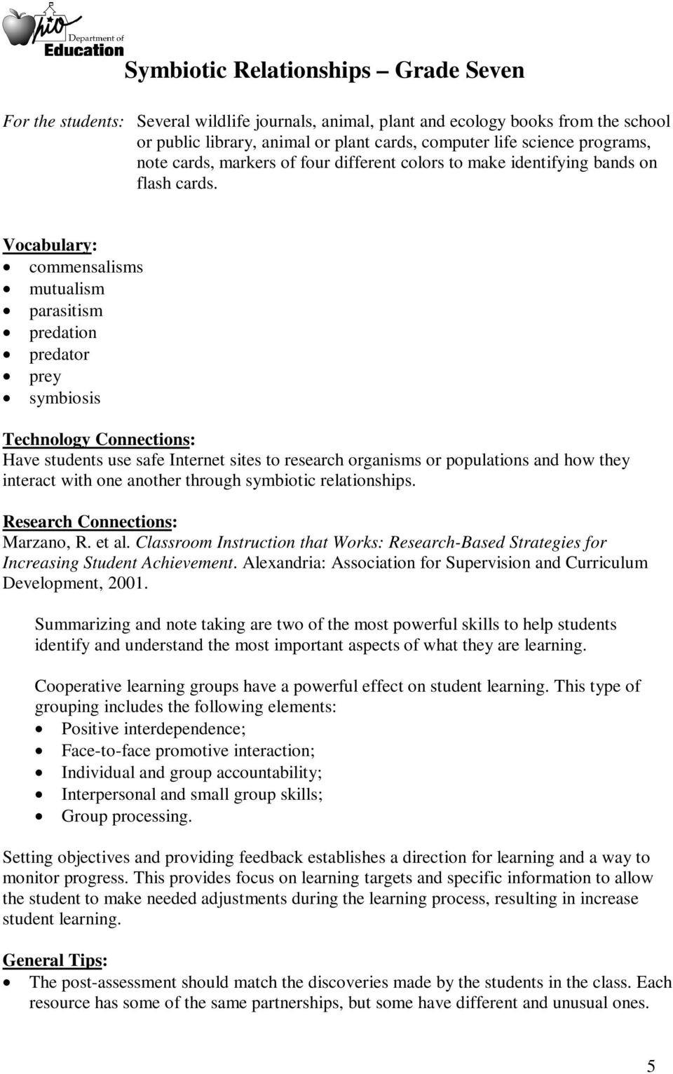 Symbiotic Relationships Worksheet Good Buddies Types Symbiosis Worksheet Answer Key Worksheet List