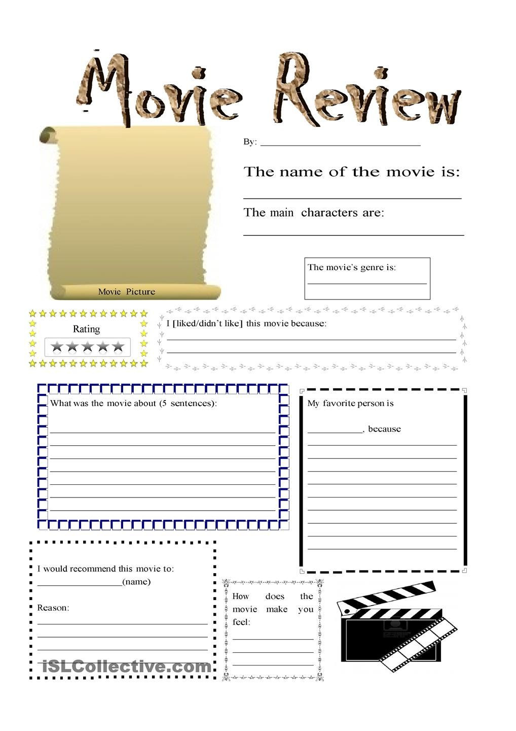 The Core Movie Worksheet Answers Movie Review