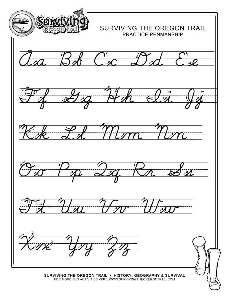 Third Grade Writing Worksheet Math Worksheet 3rd Grade Cursive Worksheets Printable for