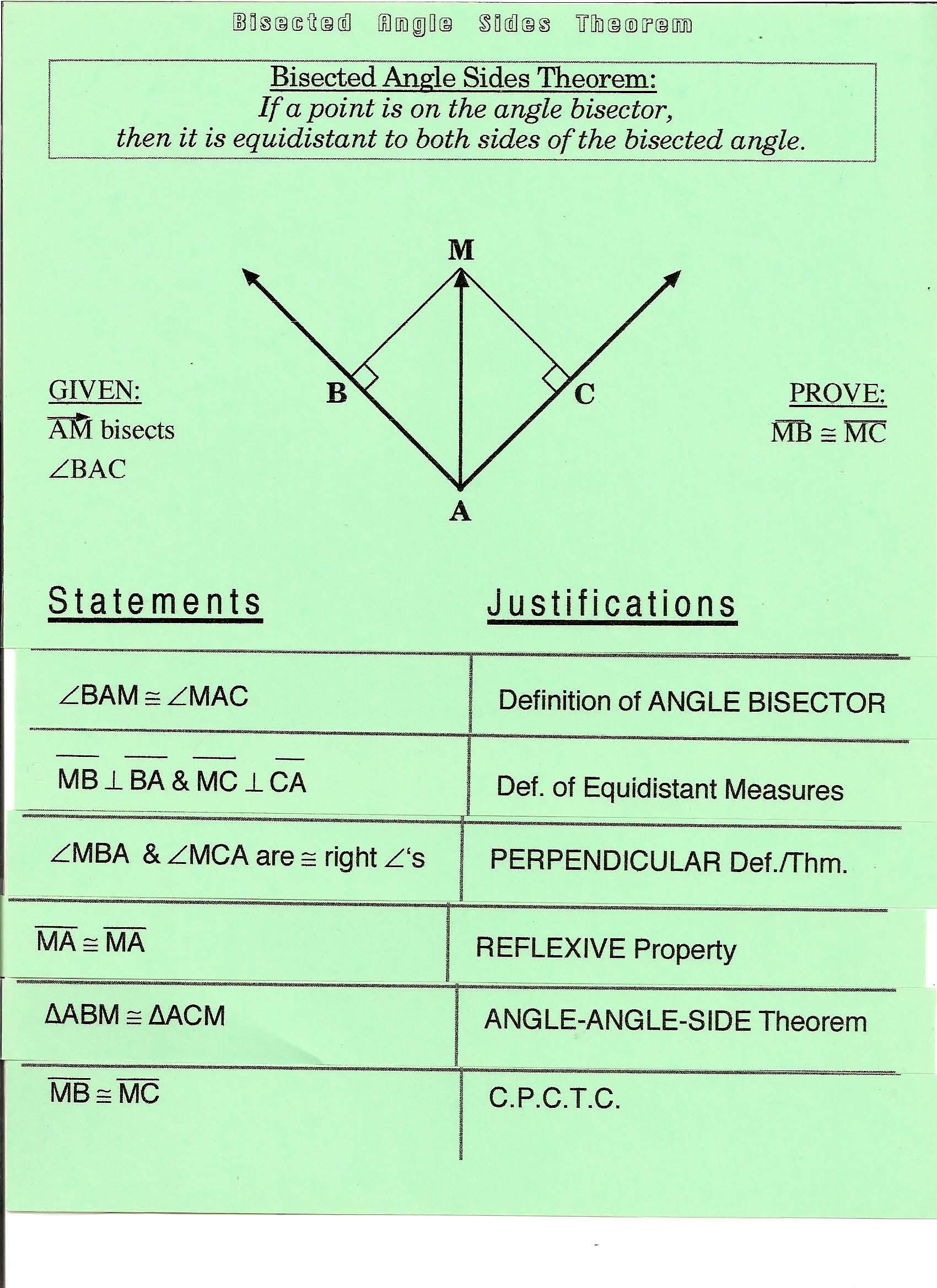 Triangle Inequality theorem Worksheet Gebhard Curt G S