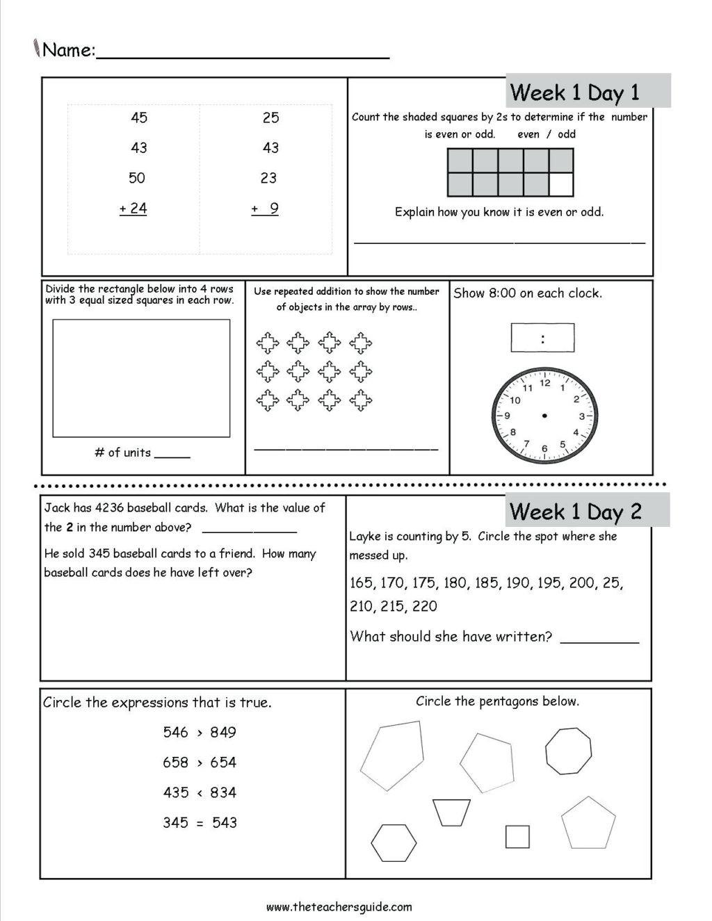 Unit Circle Practice Worksheet Worksheet Free Maths First Grade Addition Single Digit