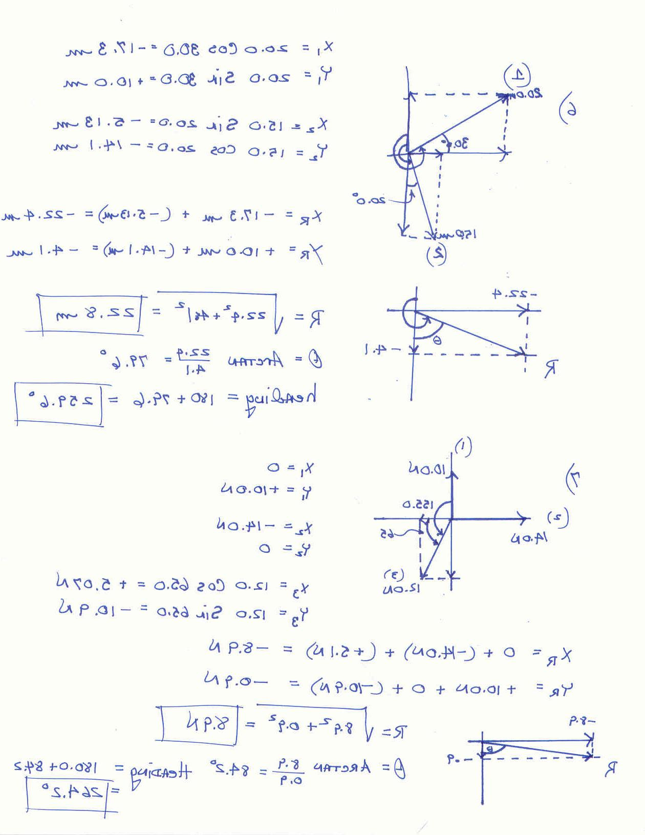 Vectors Worksheet with Answers Best Hd Vectors Math Worksheets with Answers Design