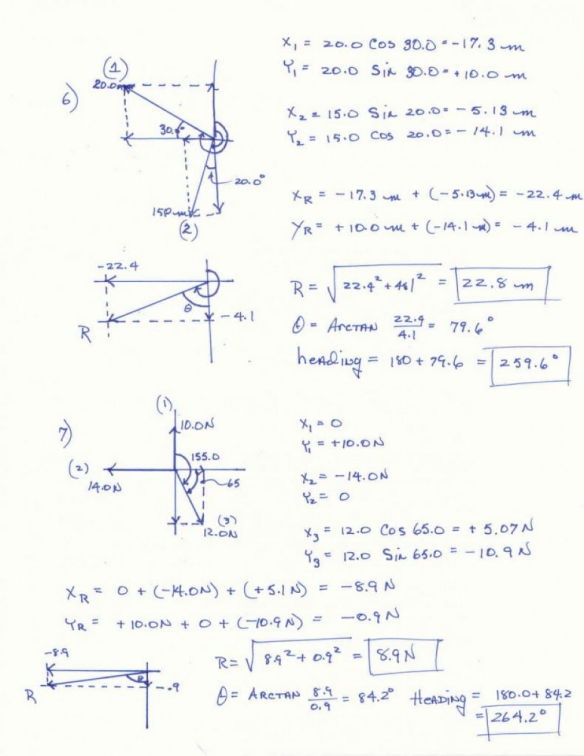 Vectors Worksheet with Answers torque Physics Fundamentals Worksheet
