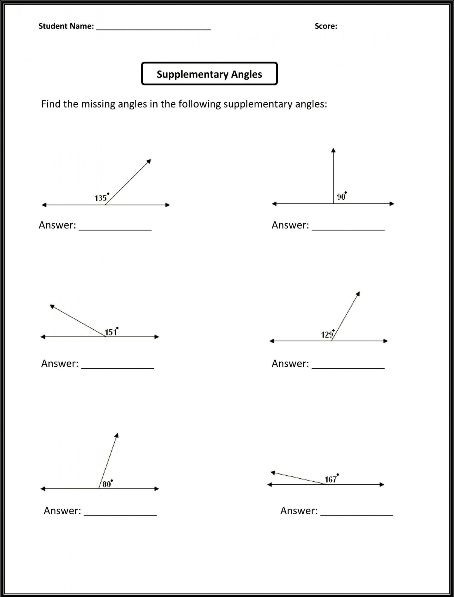 Vertical Angles Worksheet Pdf Angle Pair Relationships Worksheet Promotiontablecovers